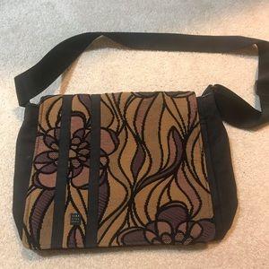 Pre-owned Lisa Lill Messenger / Laptop Bag